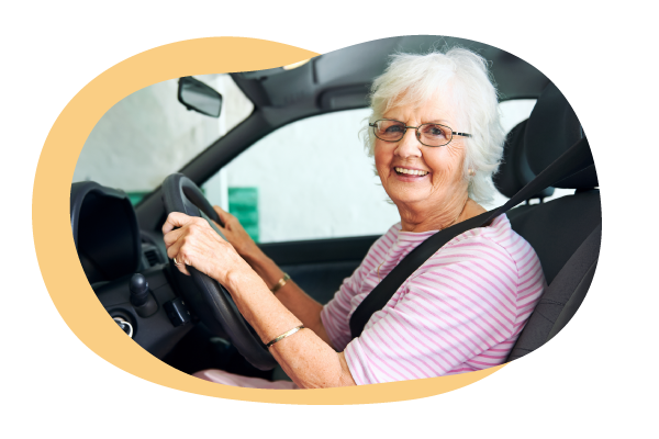 MOTOsafety GPS tracking for senior drivers